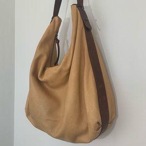 CYNTHIA ROWLEY Leather Hobo Bag